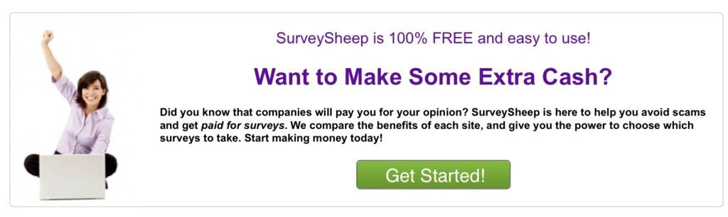 Survey Sheep Website
