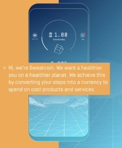 SweatCoin-Convert Your Steps Into Rewards