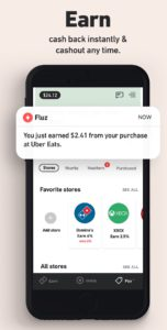 Earn Cash Back With The Fluz App