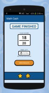 Solve Math Games With Math Cash App