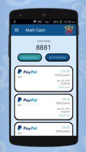 Cash Out With Math Cash App