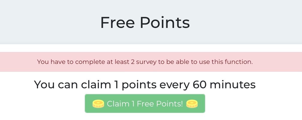 Ebuno free point