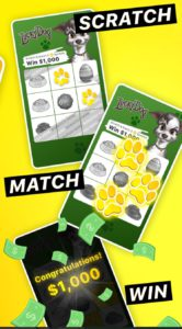 Lucky Day App Scratch Match And Win