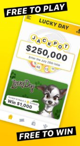 Lucky Day App-Free To Play