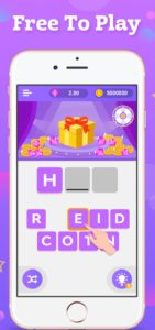 Word Game Words Luck App