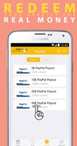 Get Paid Via PayPal On The Make Money Earn Easy Cash App