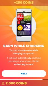 GiftLoop-Earn For Charging Your Phone