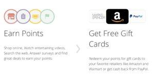 Earn rewards with Swagbucks