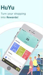 Rewards For Shopping With The Huyu App