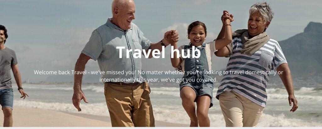 TopCashBack Travel Hub