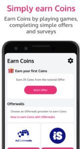 MoneyShot App-Earn coins you can redeem